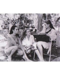 Luciana Paluzzi & Martine Beswick Thunderball