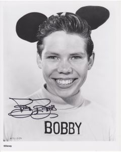 Bobby Burgess Mickey Mouse Club
