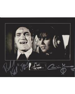 Richard Kiel / Caroline Munro Spy Who Loved Me 007