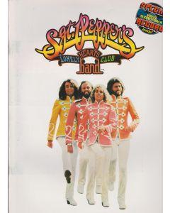 Sgt. Pepper's Lonely Hearts Club Band (1978) original movie program