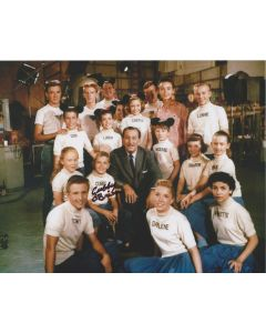 Cubby O'Brien Mickey Mouse Club 4