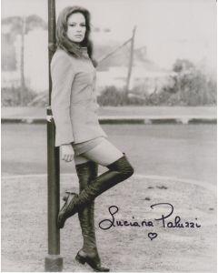Luciana Paluzzi Thunderball Bond 007 #5