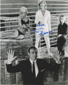 Tania Mallet (1941-2019) James Bond 007 8X10