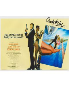 Carole Ashby James Bond 007 # 3