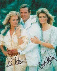 Mary Stavin / Carole Ashby James Bond 007