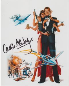 Carole Ashby James Bond 007 #6
