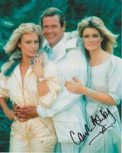 Carole Ashby James Bond 007 #5