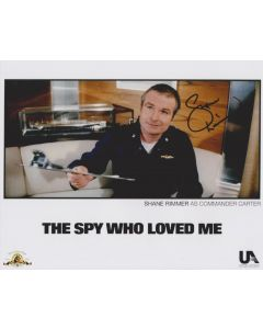 Shane Rimmer Spy Who Loved Me Bond 007