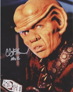 Clint Howard  Star Trek: Deep Space Nine.