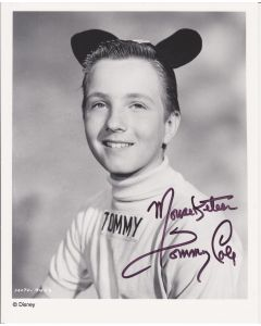 Tommy Cole Mickey Mouse Club