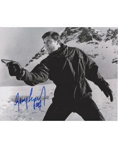 George Lazenby James Bond 007 #22