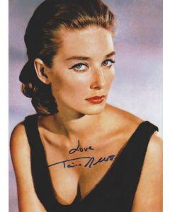 Tania Mallet (1941-2019) Goldfinger #6 8X10