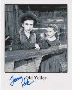 Tommy Kirk Old Yeller 3
