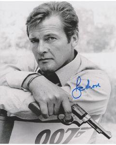 Sir Roger Moore James Bond 007 #1