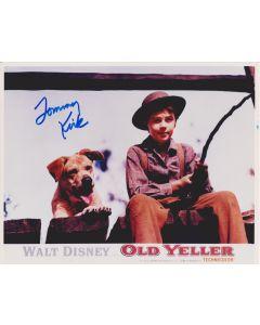 Tommy Kirk Old Yeller 5