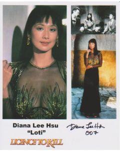 Diana Lee Hsu James Bond
