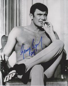 George Lazenby James Bond 007 #12