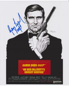 George Lazenby James Bond 007 #20