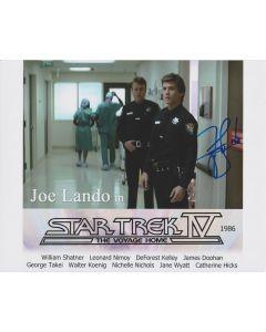 Joe Lando Star Trek