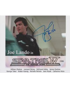 Joe Lando Star Trek 2