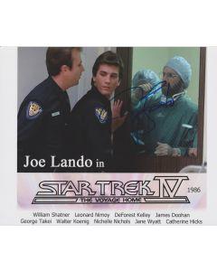 Joe Lando Star Trek 3