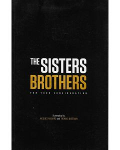 The Sisters Brothers (for your consideration) BOOK