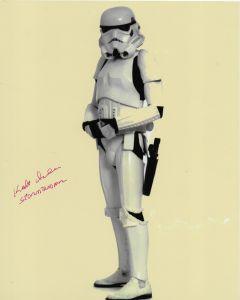 Keith Swaden (1949-2015) Star Wars 8X10 **LAST ONE**