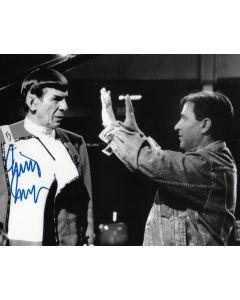 Nicholas Meyer Star Trek 8X10 #9
