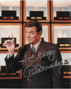 Peter Marshall 8X10 (Personalized to Katy)