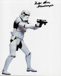 Ralph Morse Return of the Jedi 8X10 **LAST ONE**
