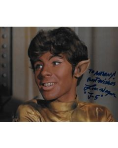 Lou Wagner Lost in Space 8X10 (Personalized to Anthony)