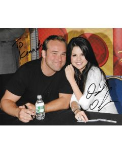 Peter DeLuise 8X10 (Personalized to Kenneth)