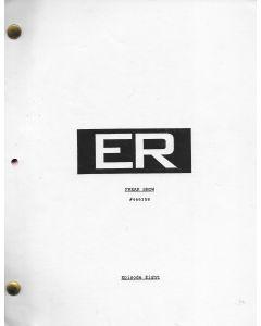 "ER ""Freak Show"" Episode 8 Deezer D's personal Original Script"