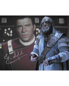 John Schuck Star Trek 8X10 #2