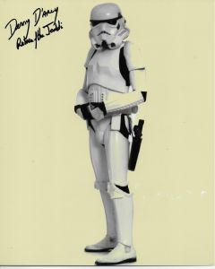 Danny D'Arcy Return of the Jedi 8X10 **LAST ONE**