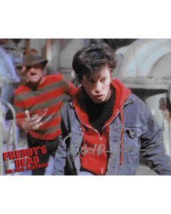 Ricky Dean Logan Freddy's Dead  Original Autographed 8x10 Photo  #2