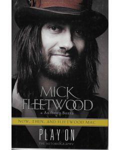 Play On BOOK signed by author Mick Fleetwood