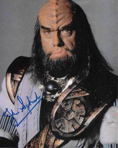 John Schuck Star Trek 8X10 #3