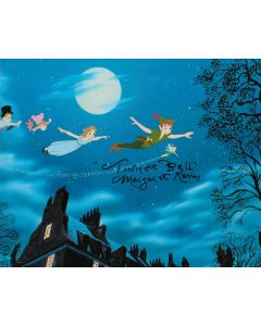 Margaret Kerry Tinkerbell from Disney 8X10 #78