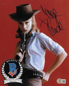 Jane Fonda Cat Ballou 11X14 photo w/Beckett COA