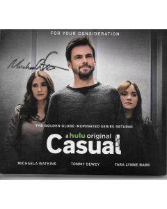Casual (FYC DVD Signed by Michaela Watkins)
