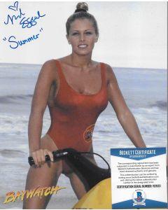 Nicole Eggert 8X10 w/Beckett COA #15