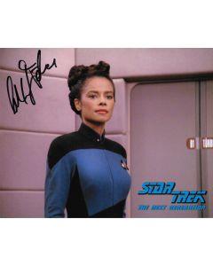 Alex Datcher Star Trek 8X10
