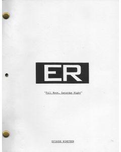 "ER ""Full Moon, Saturday Night"" Episode 19 Deezer D's personal Original Script"