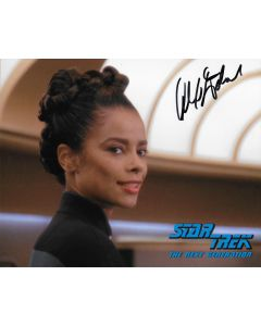 Alex Datcher Star Trek 8X10 #2