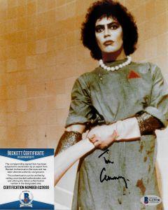 Tim Curry Rocky Horror #2 BECKETT/COA