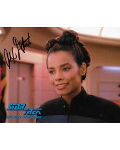 Alex Datcher Star Trek 8X10 #3