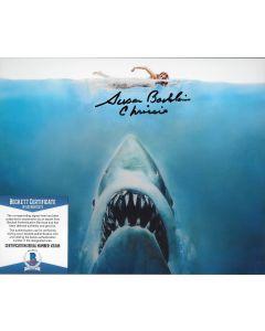 Susan Backlinie Jaws 8X10 w/Beckett COA