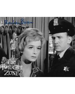 Barbara Barrie Twilight Zone 8X10