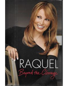 Beyond the Cleavage BOOK signed by author Raquel Welch